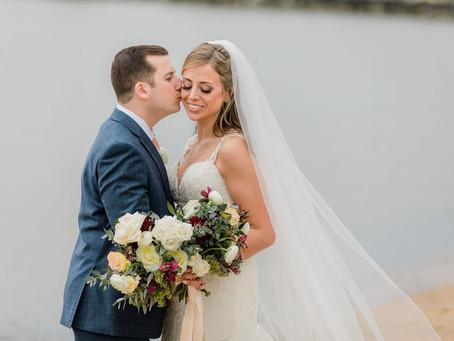 Wonderful Wedding at Chesapeake Bay Beach Club | Kelsey and Mike