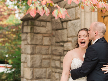 Carrie & Matthew - Glenview Mansion