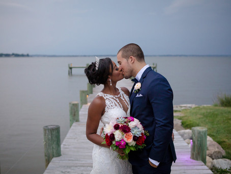 Marinda & Jason - Herrington On The Bay Wedding