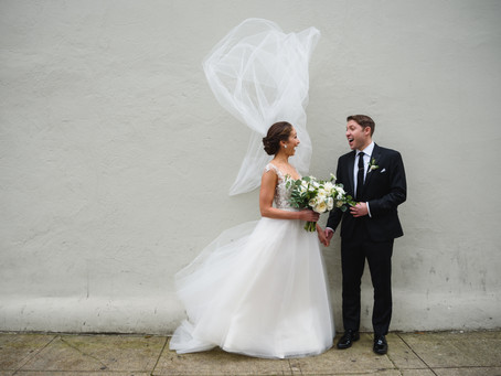 Diana & Will - Decatur House