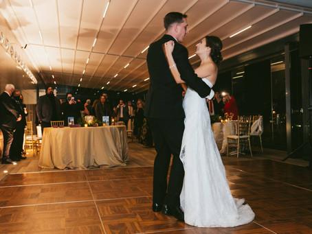 Elizabeth and Sean | Fun Wedding at the International Spy Museum