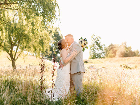 Susan & Carl - Piney Branch Golf Club Wedding