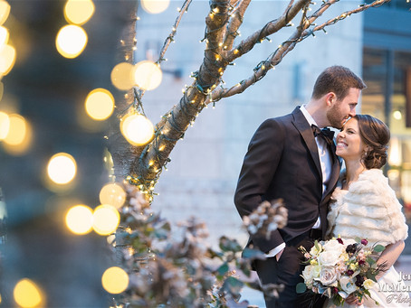 Belvedere Hotel Wedding in Baltimore- Lauren & Eric
