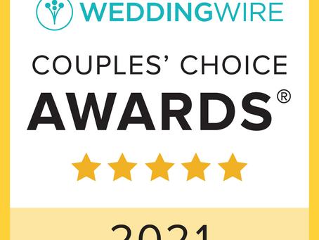 District Remix Wins Couples Choice Award 2021