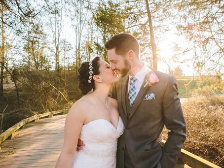 Liza & Brandon - Piedmont Club Wedding