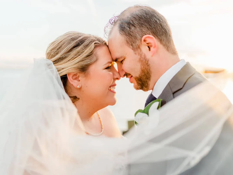 Charming Wedding at Bayfront Club | Colleen and Adam