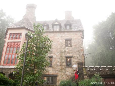 Genevieve & Jeff - Cloisters Castle