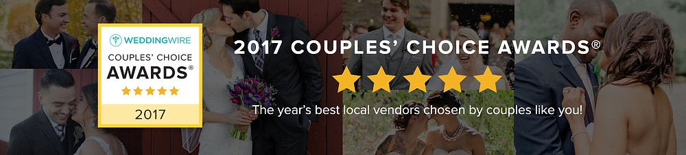 2017 Couples Choice Award