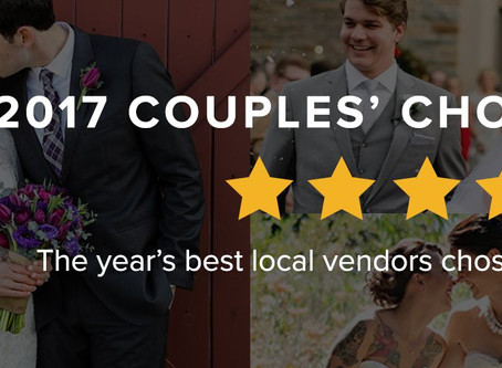 2017 Couples' Choice Award