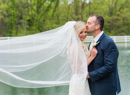 Sweet Wedding at Pond View Farm - Melody and Garth