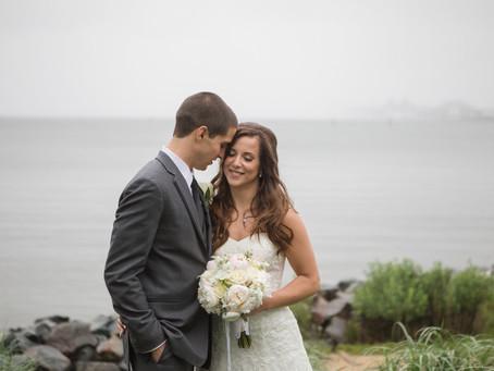 Chesapeake Bay Beach Club Wedding | Kelsey and Peter