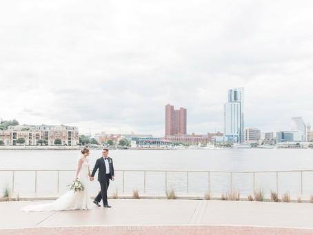 Four Seasons Baltimore Wedding | Michelle & Shawn