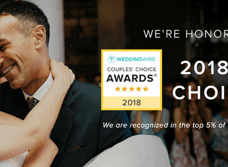 Couples' Choice Award 2018