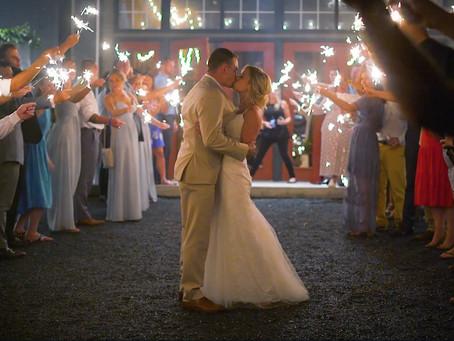 Lydia & Josh - Gorgeous Riverside On The Potomac Wedding Film