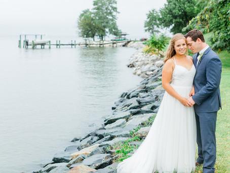 Juliana & William - Eastern Shore Wedding