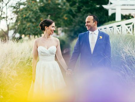 Jessica & Jeremy - Chesapeake Bay Beach Club Wedding