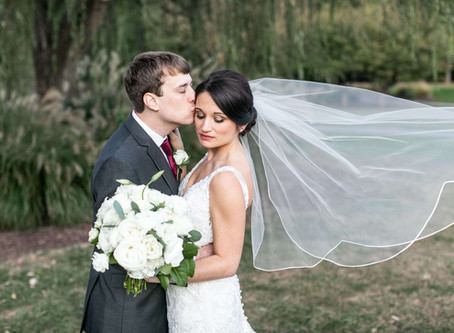 Rocking Wedding at Turf Valley Resort - Kelsey and Matt