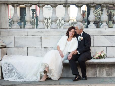 Maryland Club Wedding - Virginia & Mitch