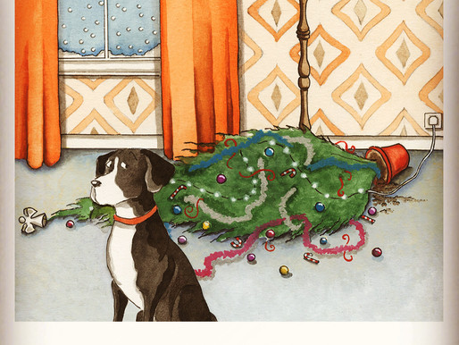 Keeping Your Dog a Healthy Weight Over Christmas