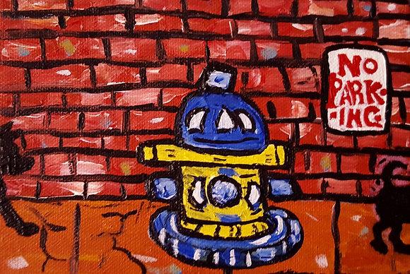 Fire Hydrant: Original Smalls Collection