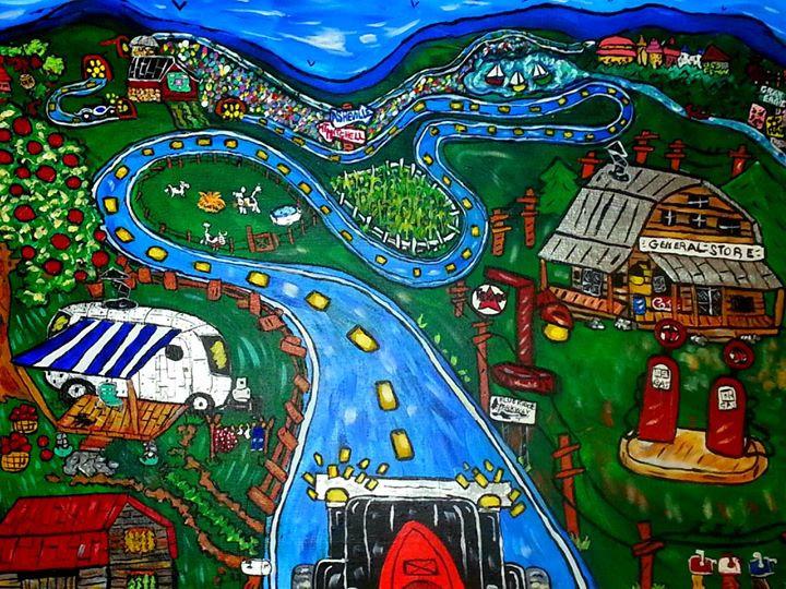 Facebook - Blue Ridge Parkway Road Trip!