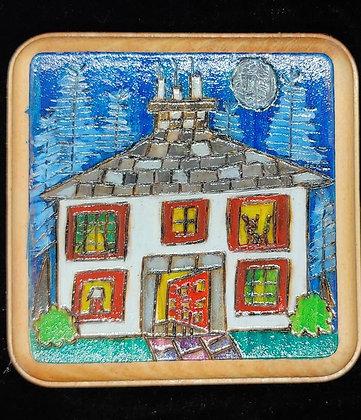 English Manor House      #C5   4x4
