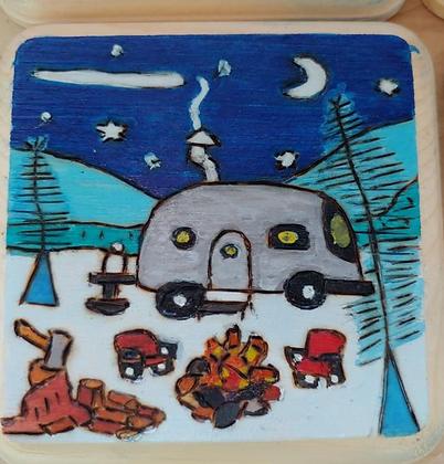 Winter Camper   #E7      4x4
