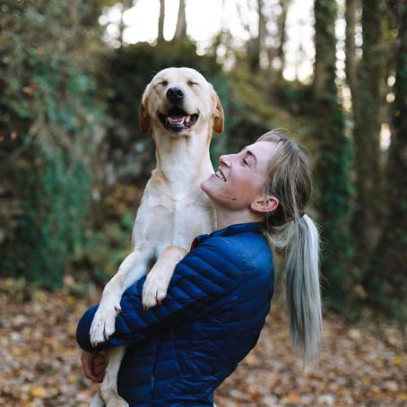L'ocytocine à la base de la relation entre l'homme et le chien
