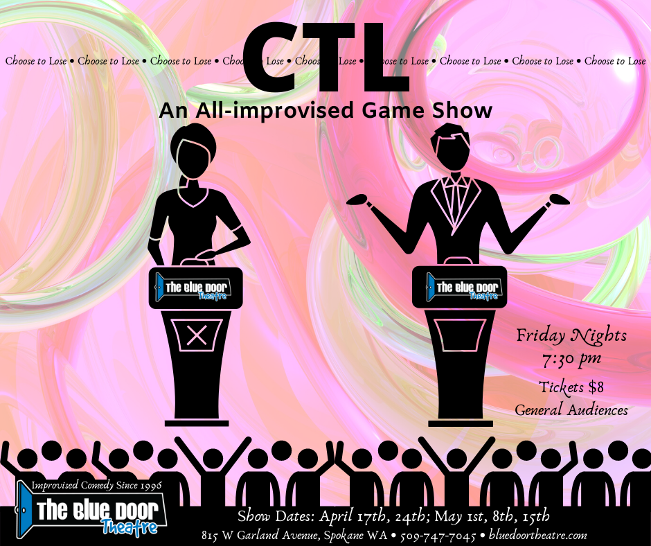 CTL - An All-improvised Game Show