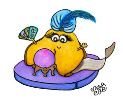 Fortune (Teller) Cookie