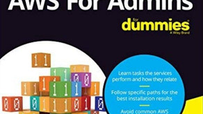 I've Just Finished Reading 'AWS for Admins for Dummies'