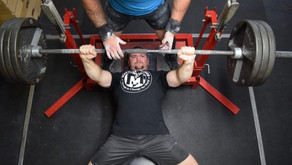 Personal Lifting Record Eclipsed