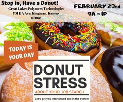 donut event