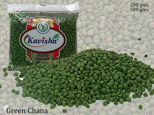 GREEN CHANA