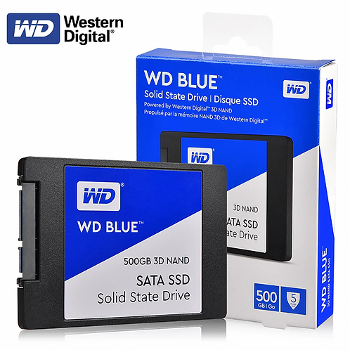 DISCO DE ESTADO SOLIDO, WESTERN DIGITAL, 1TB