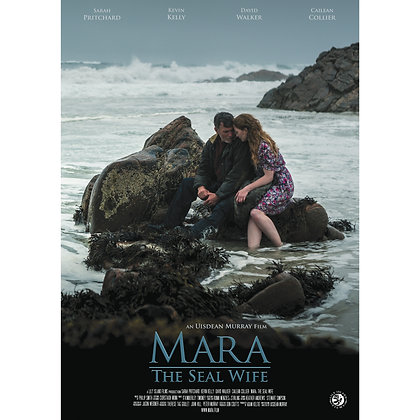Mara: The Seal Wife - A4 Poster A
