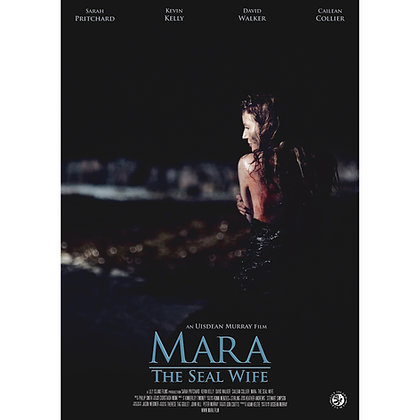 Mara: The Seal Wife - A4 Poster B