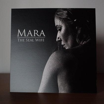 Mara B&W Art Print