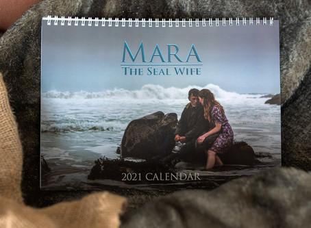 Mara 2021 Calendar