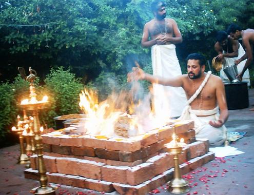 Brahmins of the Indian Caste System