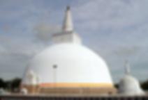 Buddhist Stupa Temple