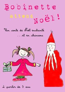 Affiche_Bobinette_attend_Noël