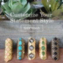 trendy jewelry rings