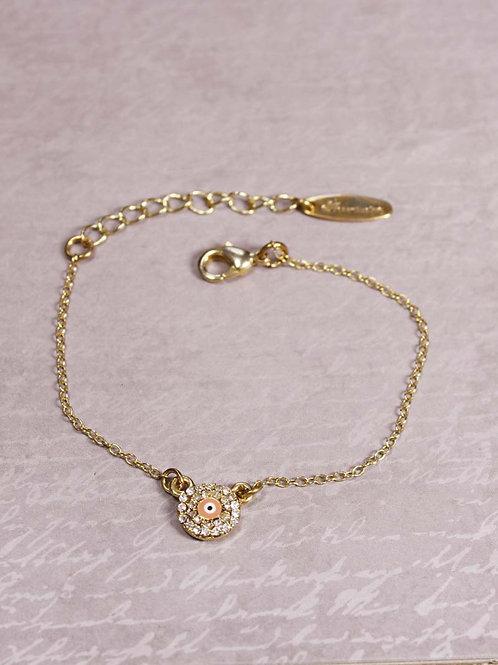 Mini Evil Eye Bracelet