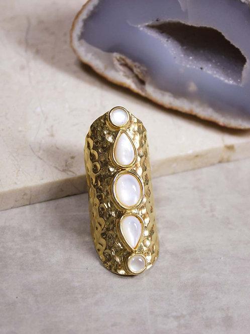 Amaya Ring in Gold