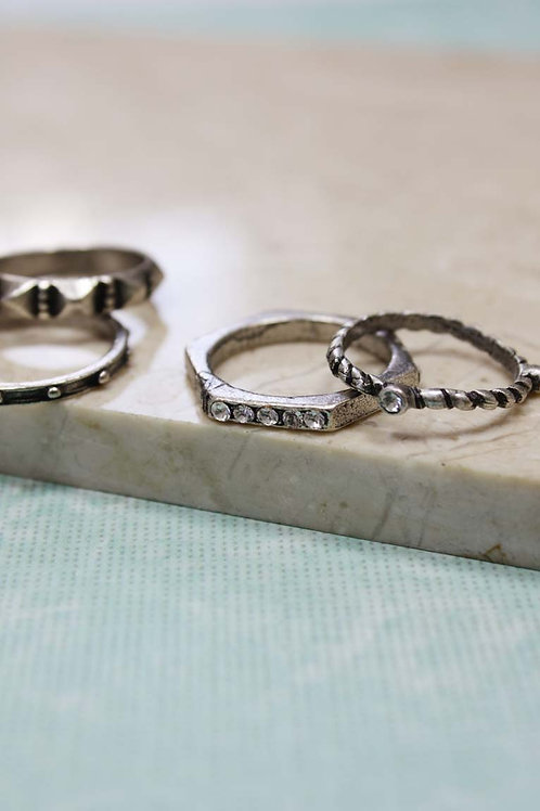 Industrial Ring Set