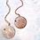 Thumbnail: Zodiac Medallion Necklace