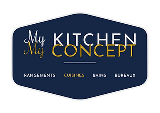 My Kitchen My Concept_Logo + Baseline -