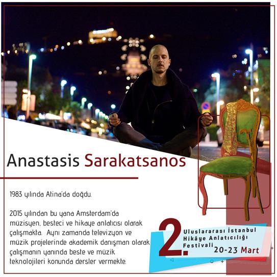 Anastasis Sarakatsanos