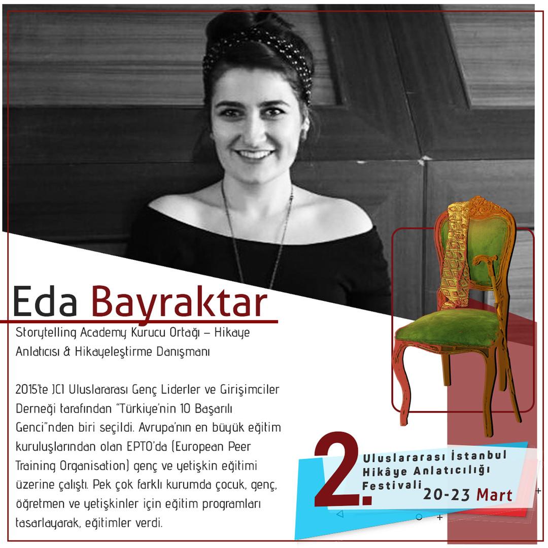 Eda Bayraktar